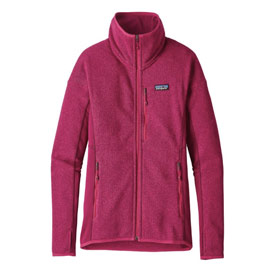 Fleecejacke Better Sweater Magenta