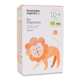Organic Baby Folgemilch 10+
