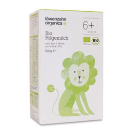 Organic Baby Folgemilch 6+