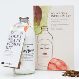 Vodka Infusion Tee Kit Deep Asana