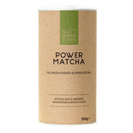 Bio Power Matcha Mix