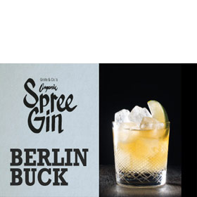 Special 4er Set Box Berlin Buck Cocktail