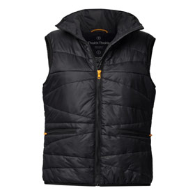 TT2002 Light Kapok Vest Woman Black
