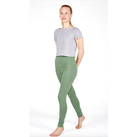 Yoga Leggings High – SEA SPRAY