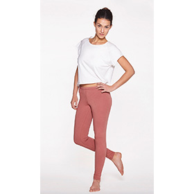 Yoga Leggings Plain – CANYON ROSE