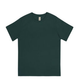 Kinder T-Shirt aus Bio-Baumwolle bottle green