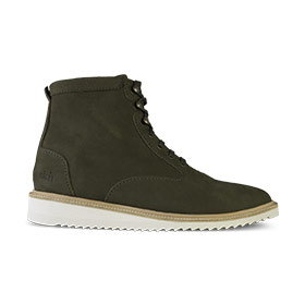 Desert High Ripple Olive Nubuck