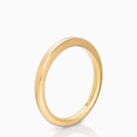 Gradients Ring Square Fairtrade Gold