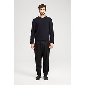 Men's Wool Trousers