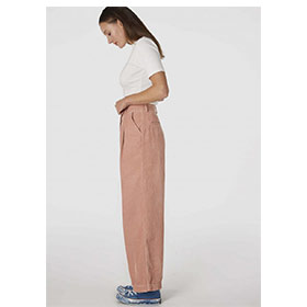 High Rise Cordhose MAXIMA, apple blossom