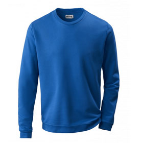 The Sweatshirt, electric blue